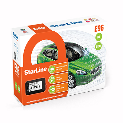 StarLine E96 BT ECO #0