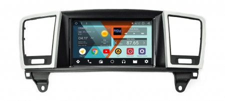 Штатная магнитола Mercedes-Benz ML, GL 2013 - 2015 Wide Media WM-PH6001MB-1/16 Android #0