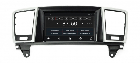 Штатная магнитола Mercedes-Benz ML, GL 2013 - 2015 Wide Media WM-PH6001MB-1/16 Android #1