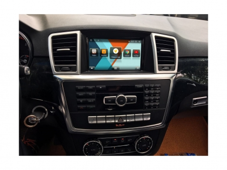Штатная магнитола Mercedes-Benz ML, GL 2013 - 2015 Wide Media WM-PH6001MB-1/16 Android #4