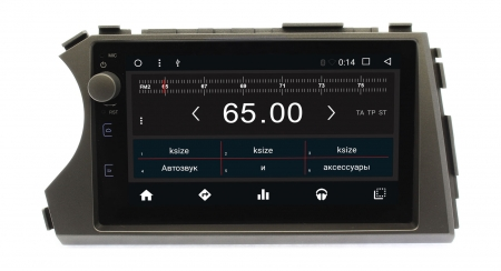 Штатная магнитола SSangYong Kyron, Actyon 2006 - 2010 Wide Media WM-CF3102NB-1/16 #0