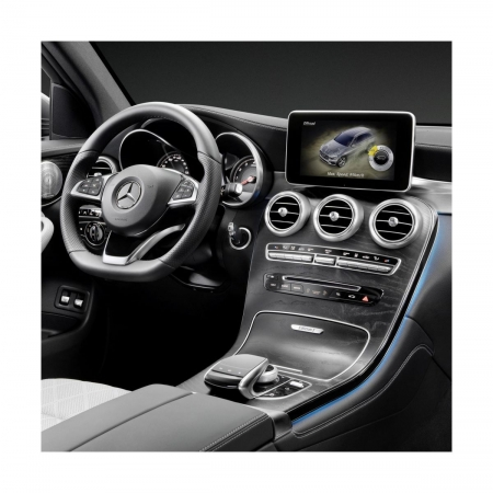Штатная магнитола Mercedes GLC-Class (X253) 2015+ Wide Media WM-PH6006 #5